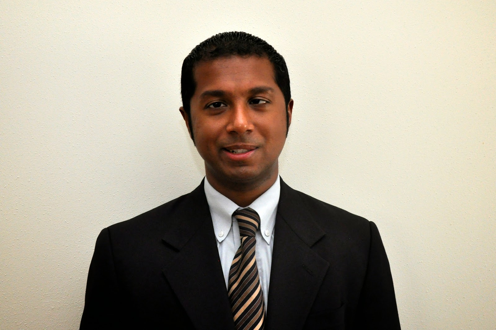 UATP director, and US Access Board vice chair, Sachin Pavithran.