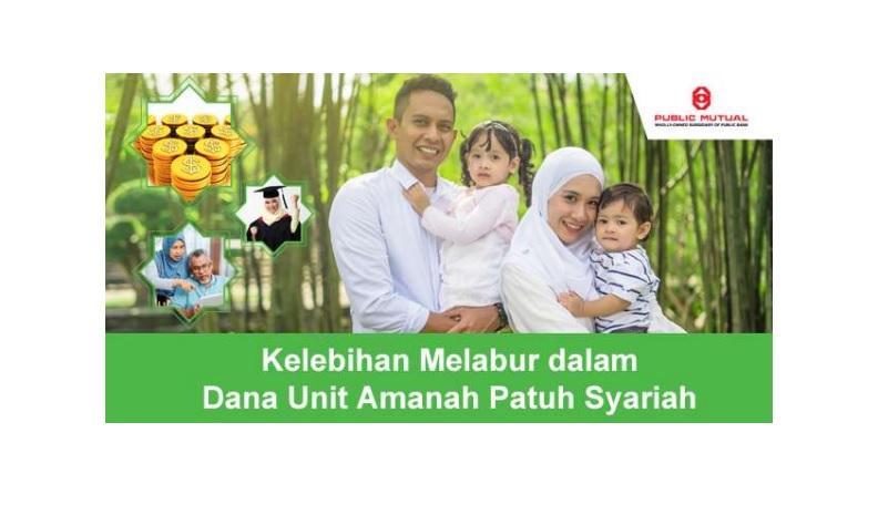Dana Unit Amanah Patuh Syariah