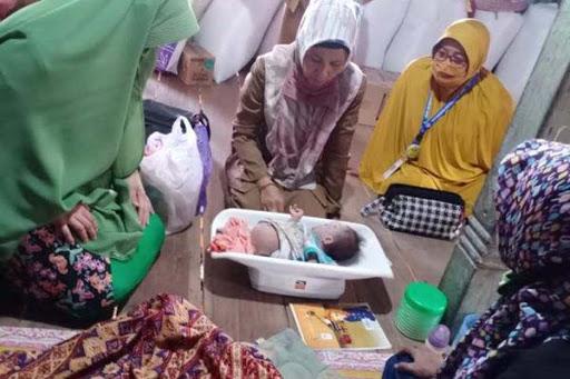 Bayi Gizi Buruk di Bantimurung Maros Keluar dari RS karena Orangtua Tak Punya Biaya