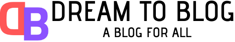 Dream To Blog