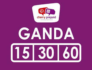 Cherry Prepaid new Ganda Promo – More Data with Long Validity