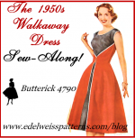 The 1950s Walkaway Dress Sew-Along