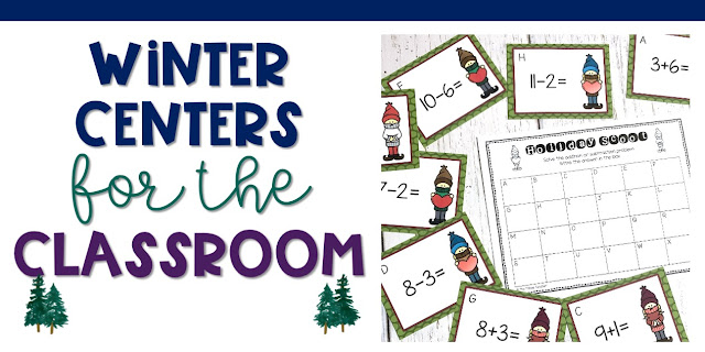 winter-math-and-reading-centers