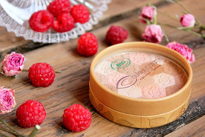 Отзыв: Идеальная пудра для макияжа. Couleur Caramel Пудра Мозаика - «Летний день».