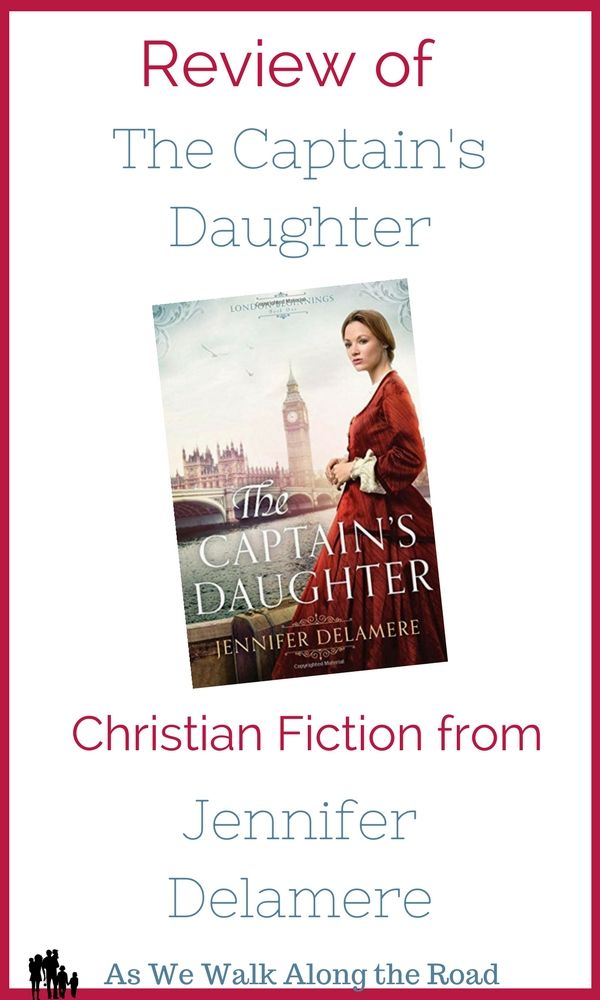 Review of The Captain's Daughter Christian fiction