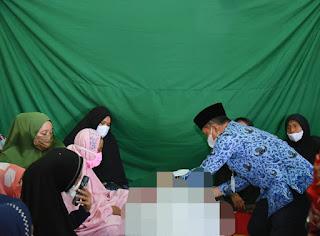 Ketua MUI Tanjung Tiram Meninggal, Bupati Melayat Kerumah Duka
