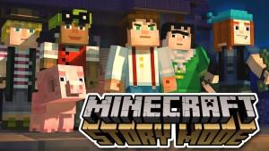 Minecraft Story Mode MOD APK+DATA 1.26 Episodes Unlocked