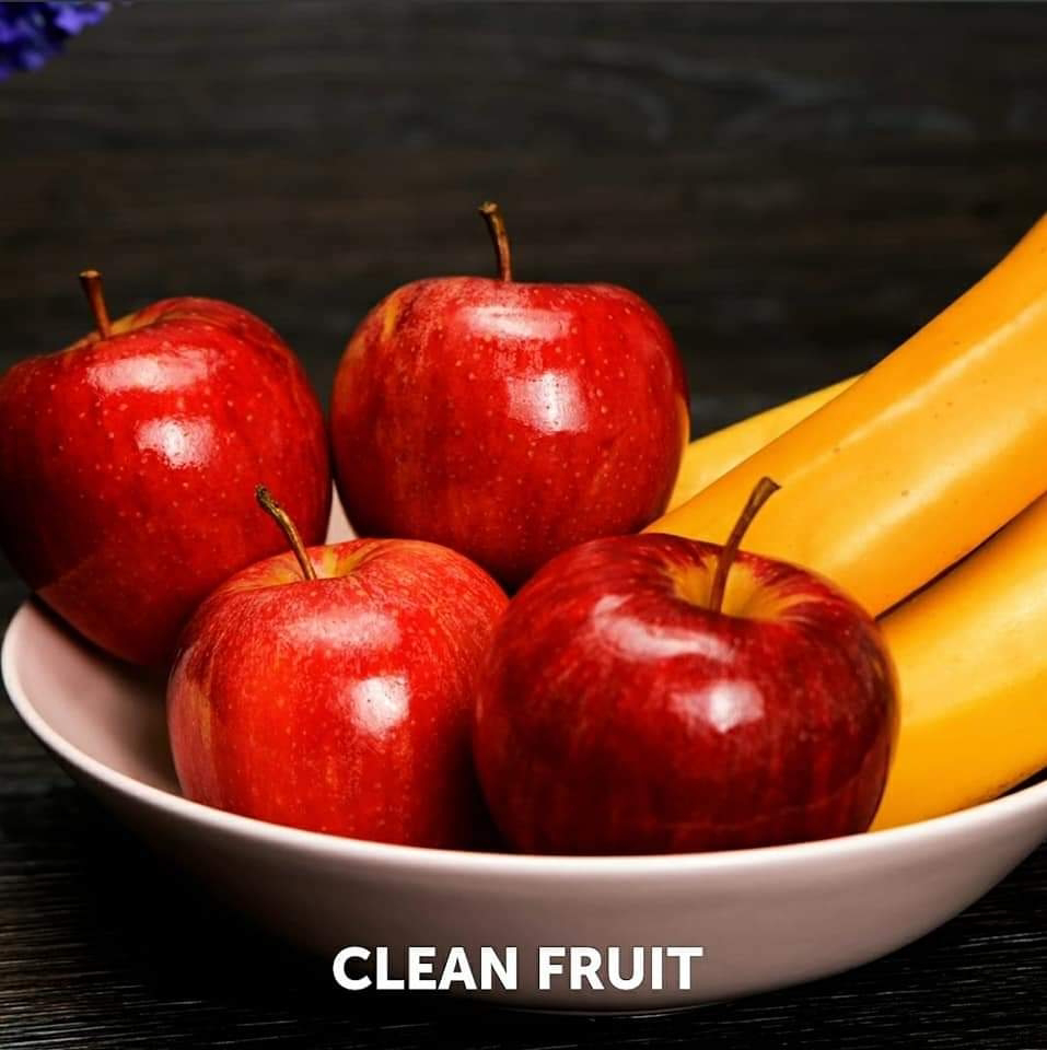 The correct way to wash and purify vegetables and fruits ...