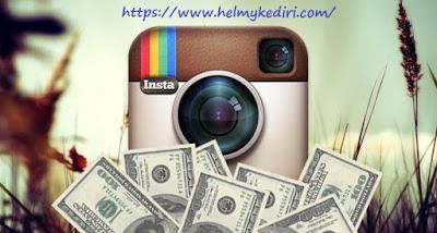 Mendapatkan Penghasilan Dari Instagram