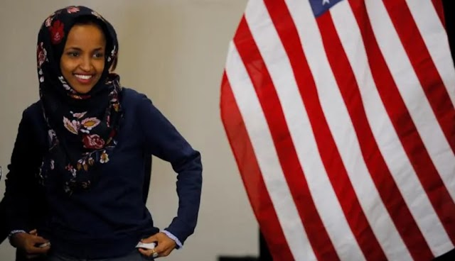 City in Ilhan Omar's district votes to eliminate Pledge of Allegiance