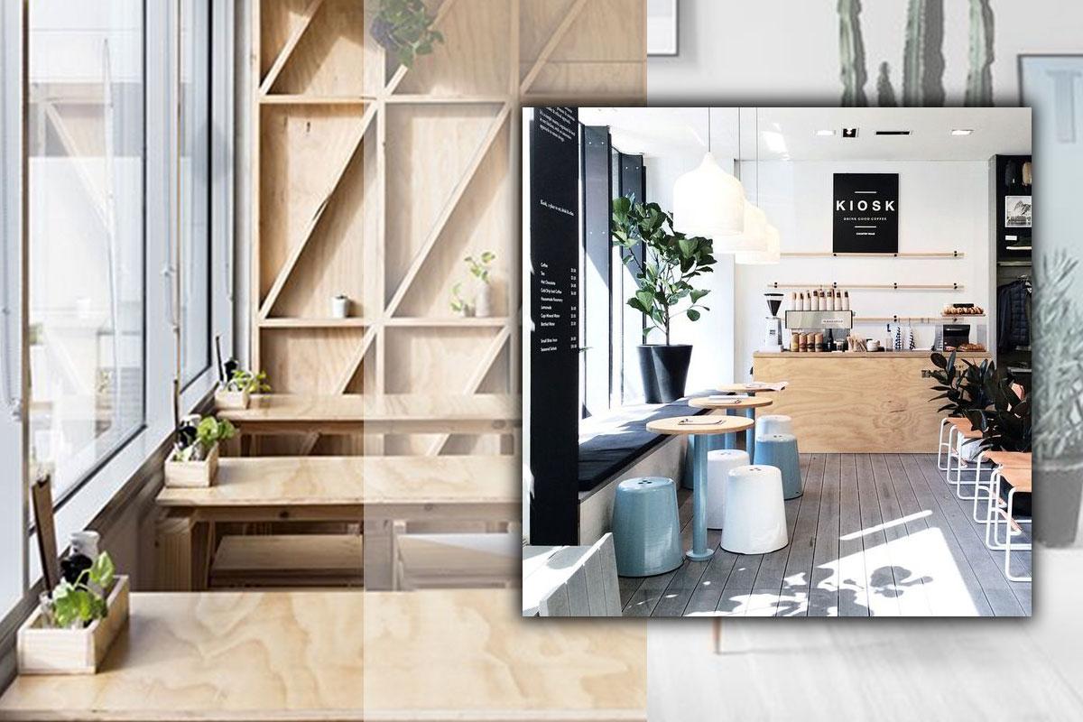 Desain Interior Cafe Minimalis Jasa Desain Interior Cafe