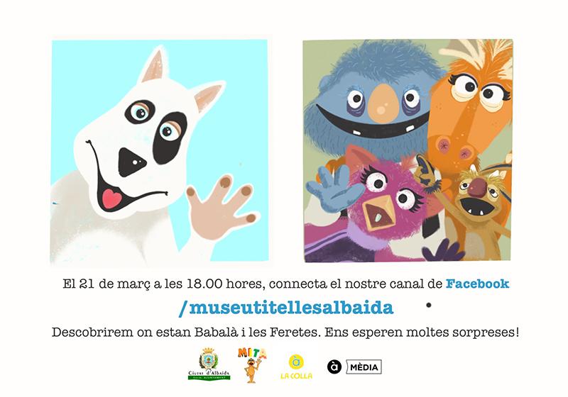 Ilustraciones de Babalà y Les Feretes por Mirilustra