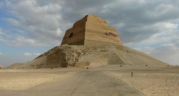 Αρχαιολόγοι τρόμαξαν απ' αυτό που ανακάλυψαν σε πυραμίδα της Αιγύπτου
