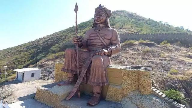 maharana pratap weight, maharana pratap history