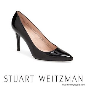 Kate Middleton Style Stuart Weitzman Power-Pump