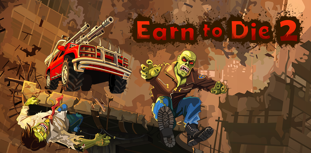 Earn to Die 2 [MOD Money, Unlocked]
