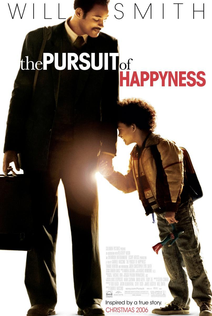 Download The Pursuit of Happyness (2006) Full Movie in Hindi Dual Audio BluRay 480p [400MB]