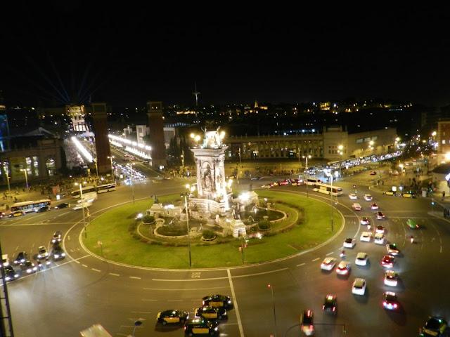 Praças para curtir Barcelona - Plaça de Espanya