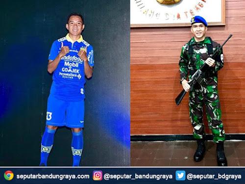 Profil Pemain Persib Erwin Ramdani