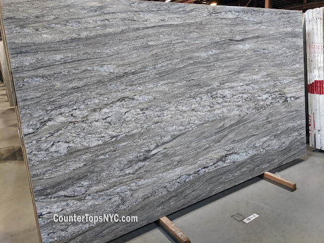 Blue Dunes Granite Slab NYC