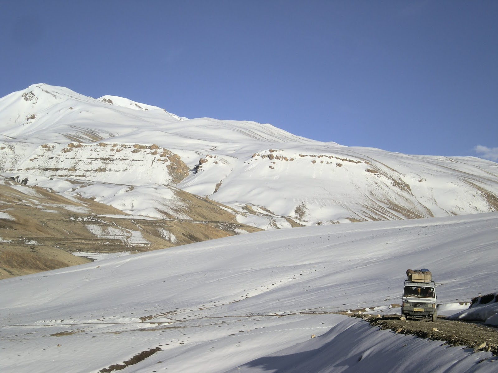 Spiti Valley monasteries