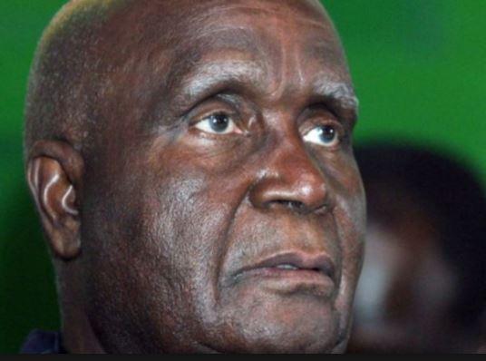 Zambia's Ex-president Kenneth Kaunda Hospitalized At The Age Of 93