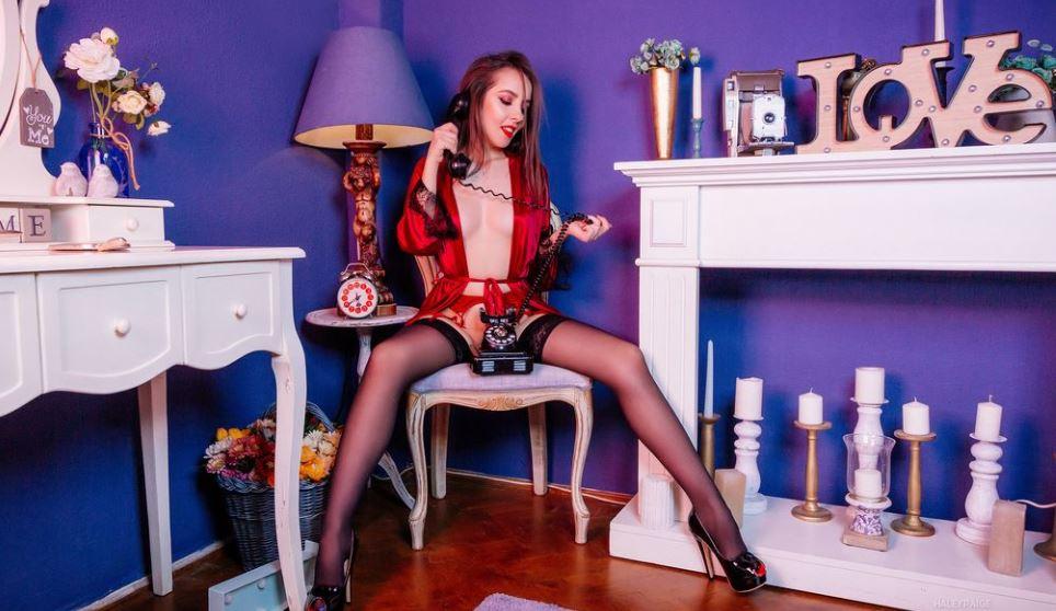 HaleyPaige Model GlamourCams