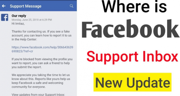 Facebook Support Inbox | Facebook Support Contact | Inbox Facebook