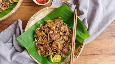 #Resep Ramadan: Kwetiau Goreng Seafood