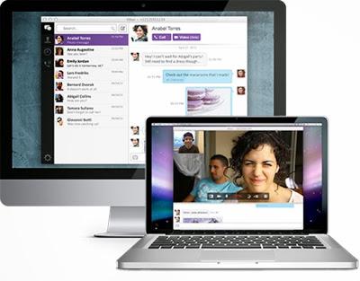 برنامج viber 2019  للكمبيوتر لعمل مكالمات مجانية