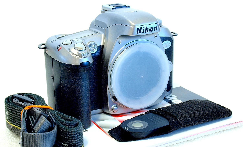 Nikon U2 QD (Chrome) Body #287
