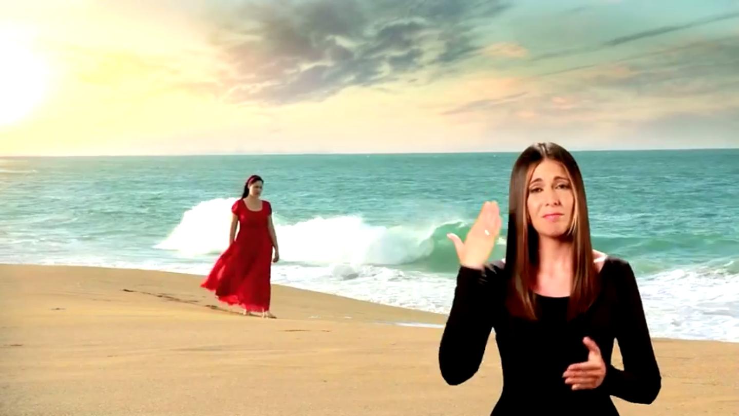 Película Cristiana El Último Minuto: Incluye intérprete para sordos