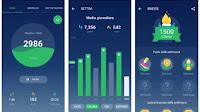 Contapassi con lo smartphone; miglior Pedometro per Android e iPhone