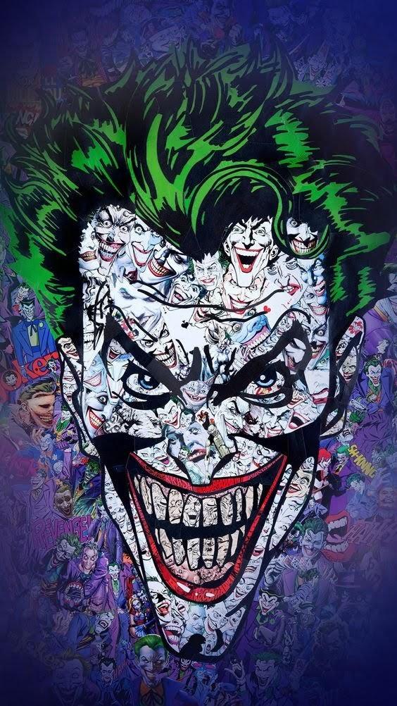 اختر خلفية مناسبة لك The Joker