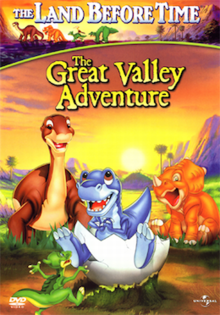 The Land Before Time II: The Great Valley Adventure (1994) [Jaburanime]