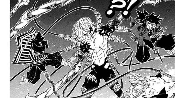 مانجا قاتل الشياطين الفصل 191 Kimetsu No Yaiba Demon Slayer