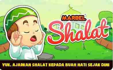 Marbel Belajar Shalat + Audio