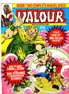 Valour Winter Special 1980, Thor