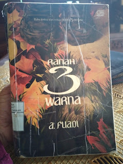 NOVEL RANAH 3 WARNA