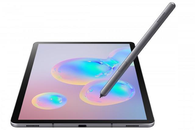 جهاز Samsung Galaxy Tab S6 يتلقى تحديث One UI 2.5
