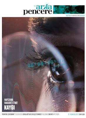 Arka Pencere 359. Sayı (12 – 18 Mayıs) - Kaygı