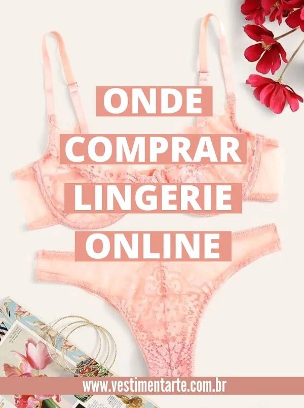 onde comprar lingerie online