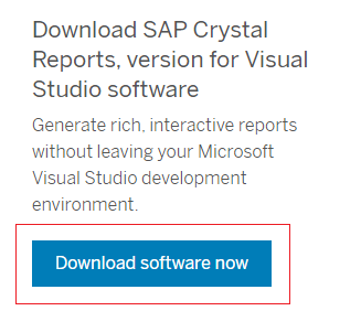 Download Crystal Reports for Visual Studio 2010