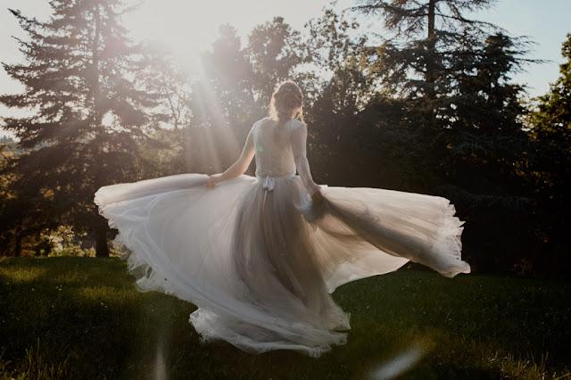 Fleuriste mariage Lyon, Domane des Calles, French wedding florist