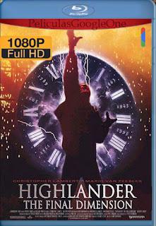 Highlander 3 Dimensión Final (Highlander 3 The Final Dimension) (1994) Open Matte [720p BRrip] [Latino] [LaPipiotaHD]