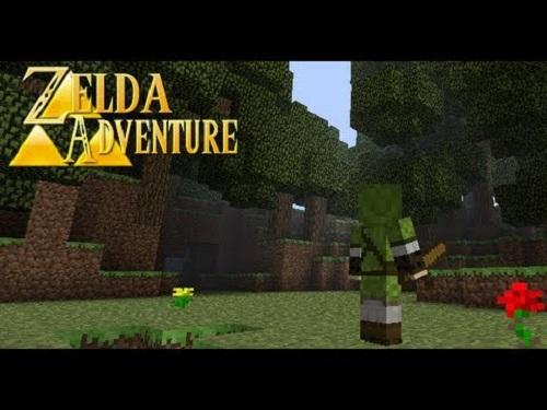 Bản đồ Zelda Adventure là không thể bỏ qua với những fan hâm mộ thể loại game phiêu lưu, khám phá