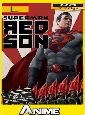 Superman: Hijo Rojo (2020) HD [720P] latino [GoogleDrive-Mega]dizonHD