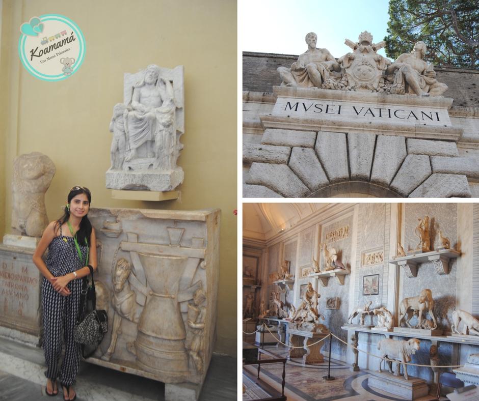 museo vaticano niños