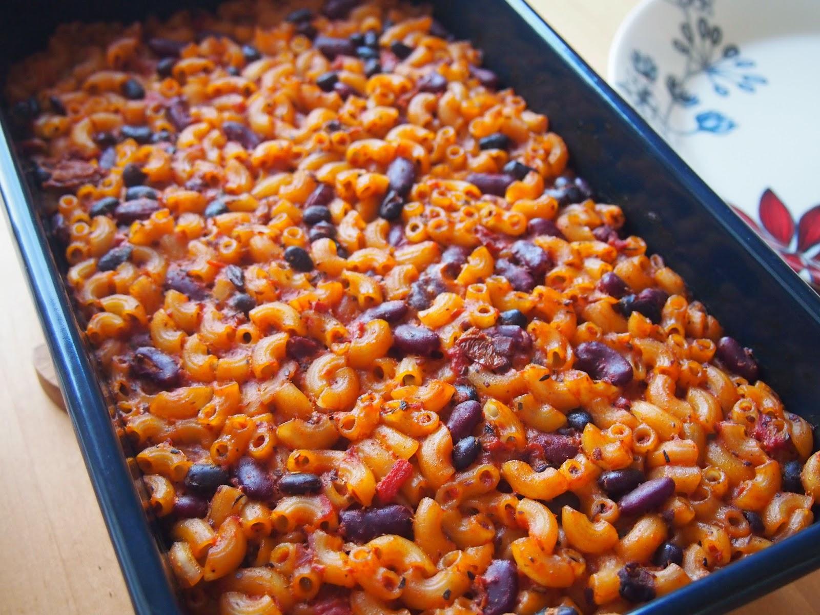 Makaronilaatikko Tomaattimurska
