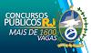 Concursos tem 1.613 oportunidades para Todos os Níveis! Salários até R$ 5 Mil
